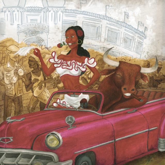 Affiche Cuba