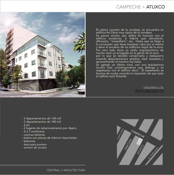 Central de Arquitectura