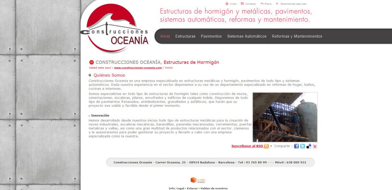 Construcciones Oceanía