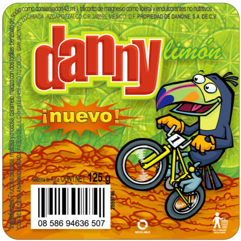 Danny Danone