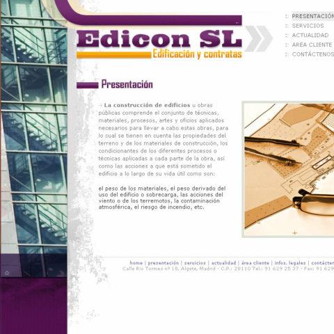 Edicon