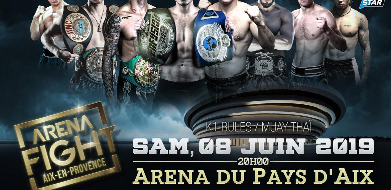 Arena Fight