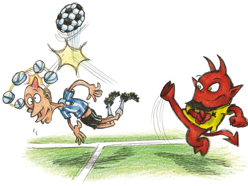 Demon football