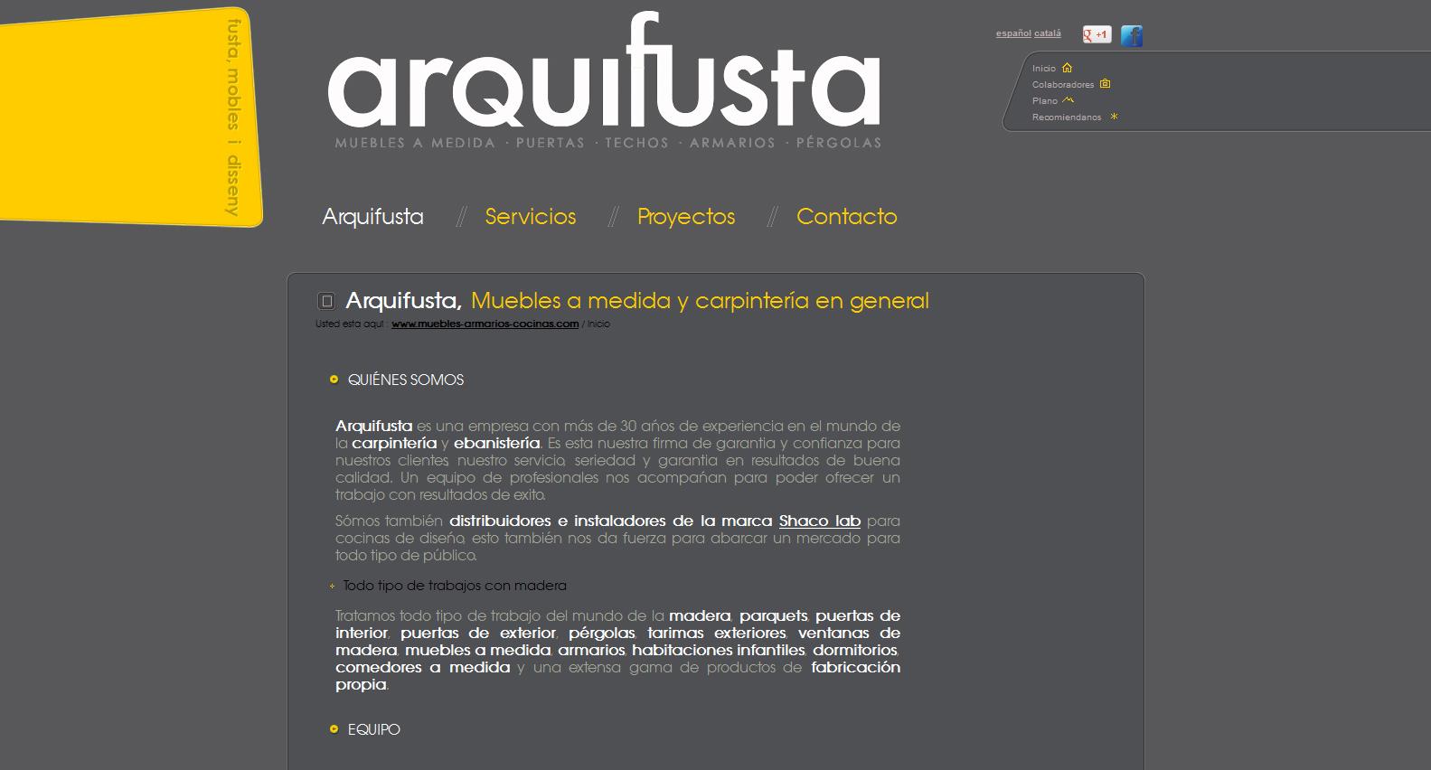 Arquifuste