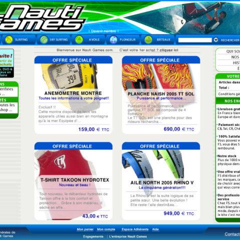Nauti Games