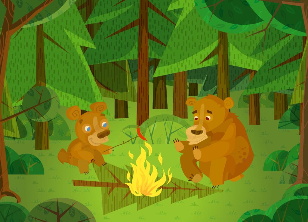 Ourses feu