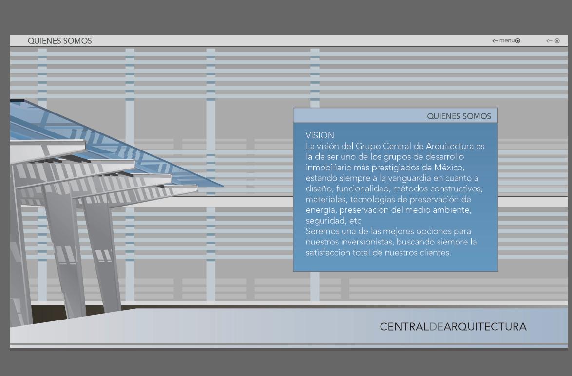 Central de Arquitectura 2