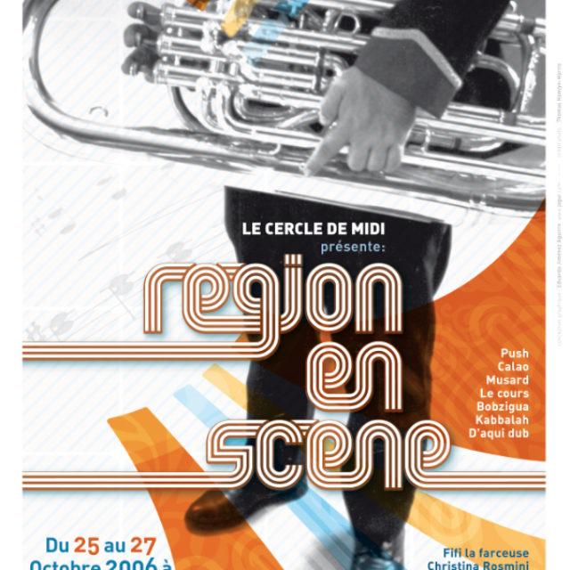 Region en Scene
