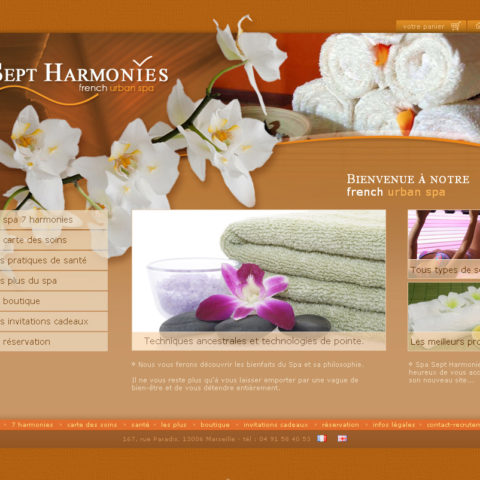 Sept Harmonies