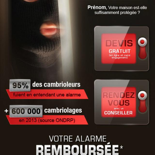 Stop Cambriolage