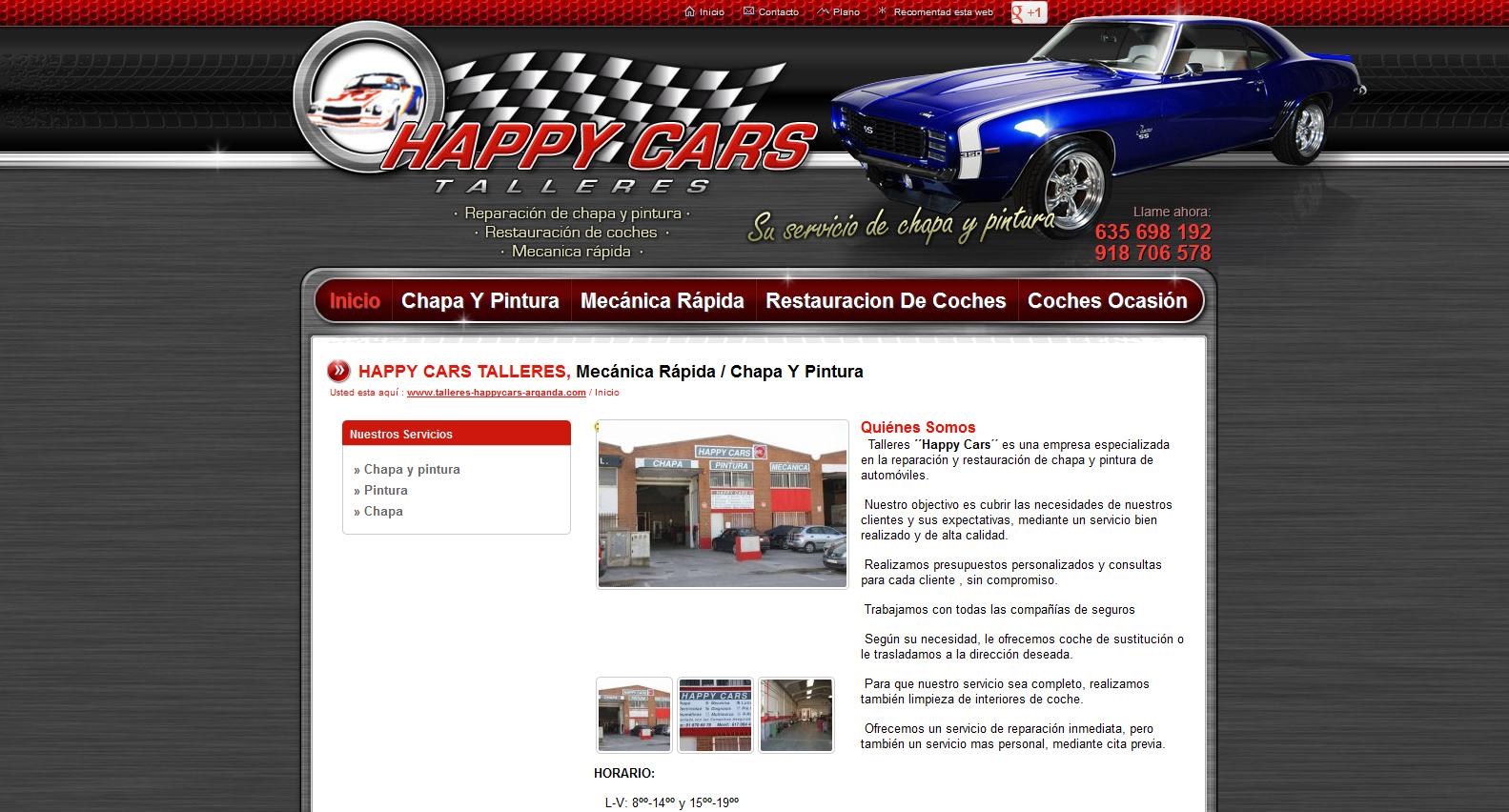 Happy Cars