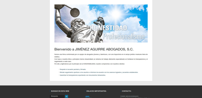Jiménez Aguirre Abogados