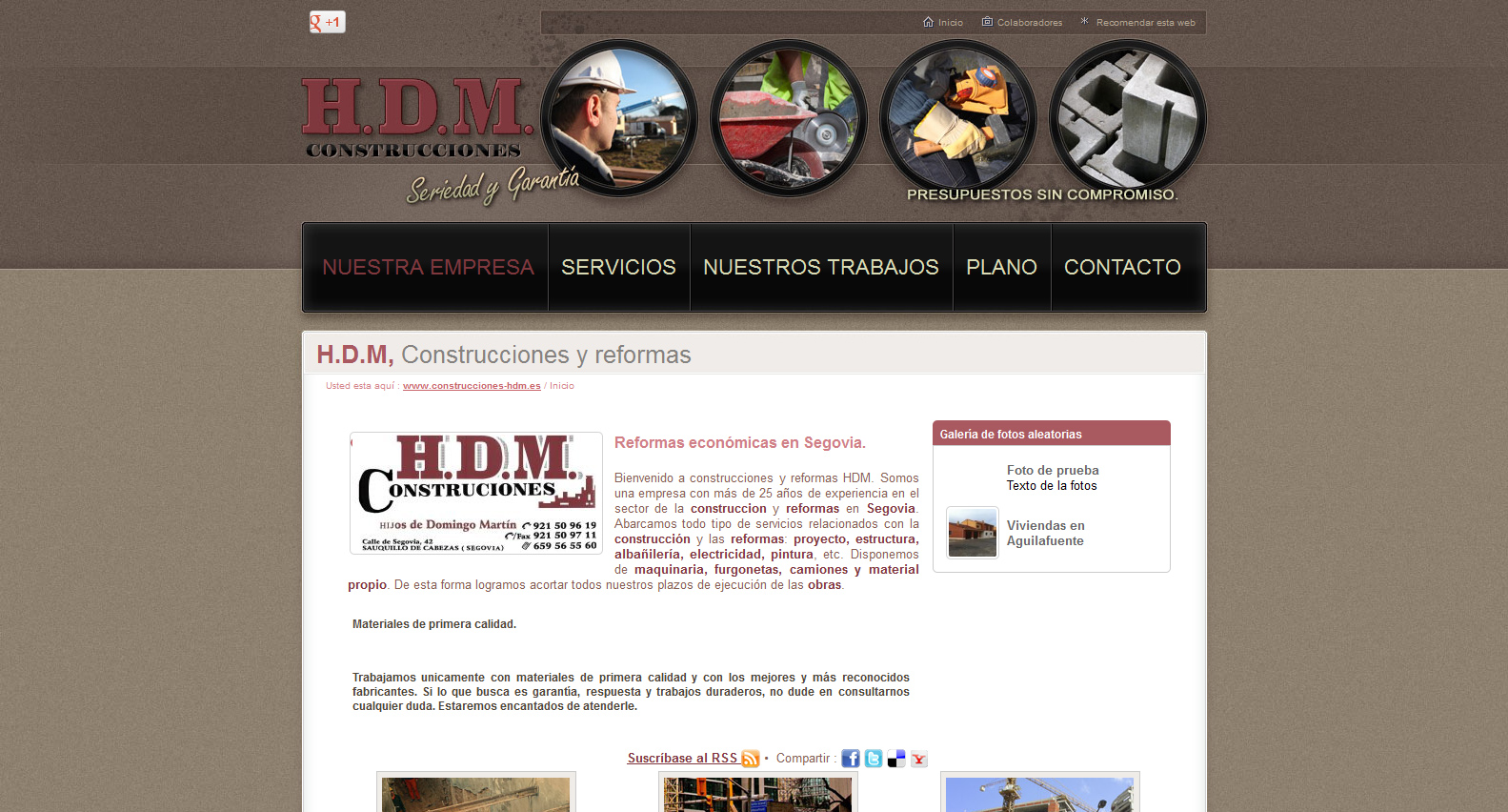 HDM Construcciones