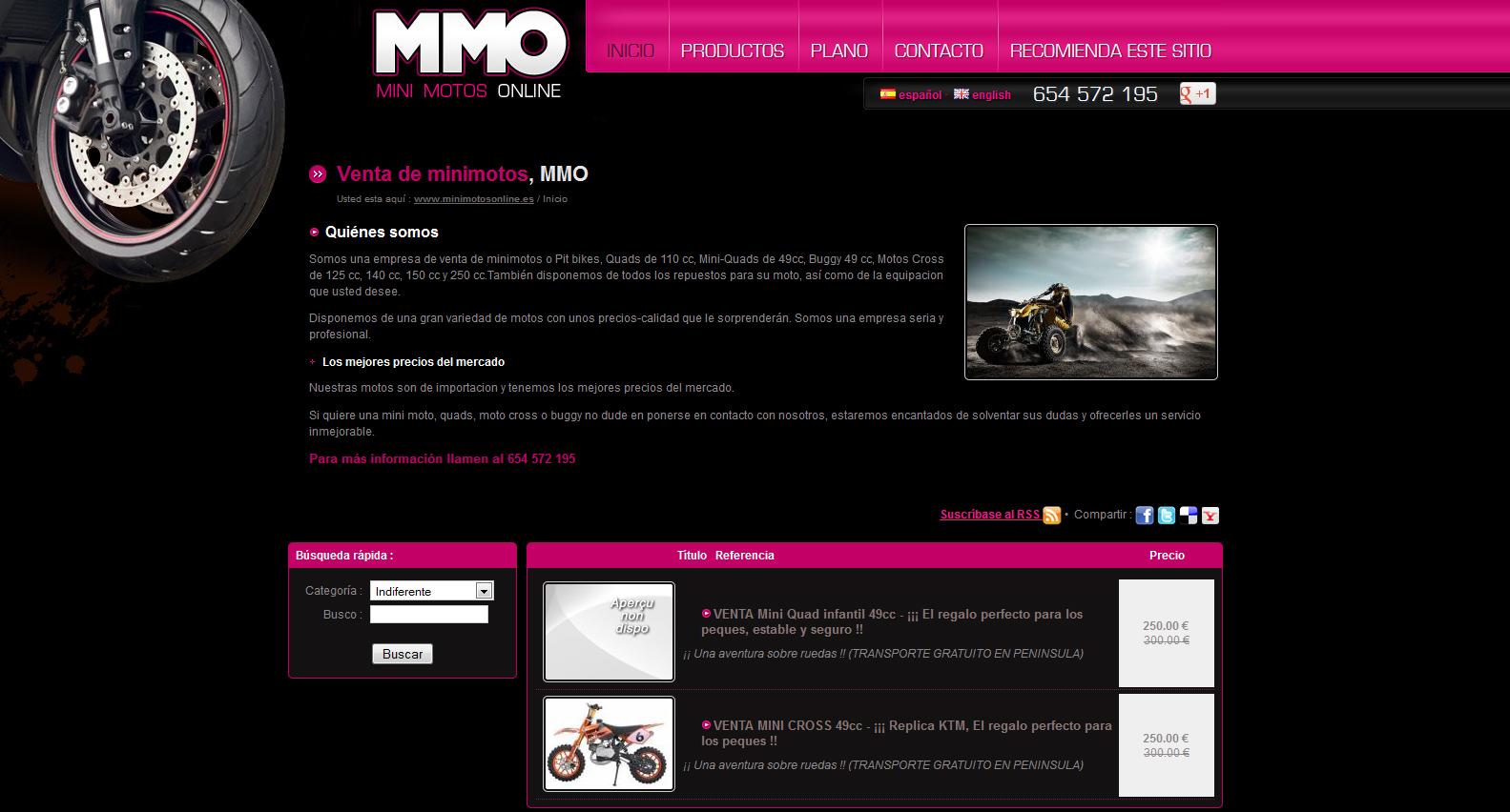 MMO Minimotos