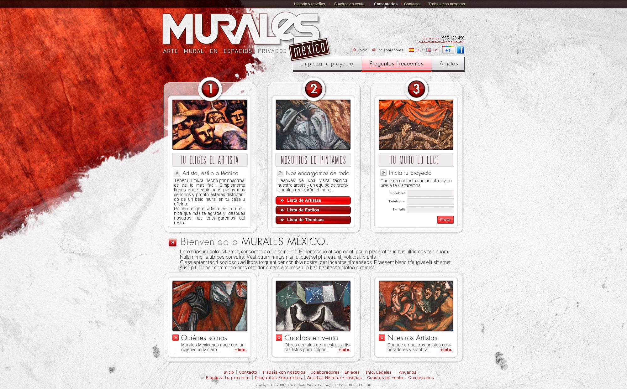 Murales México