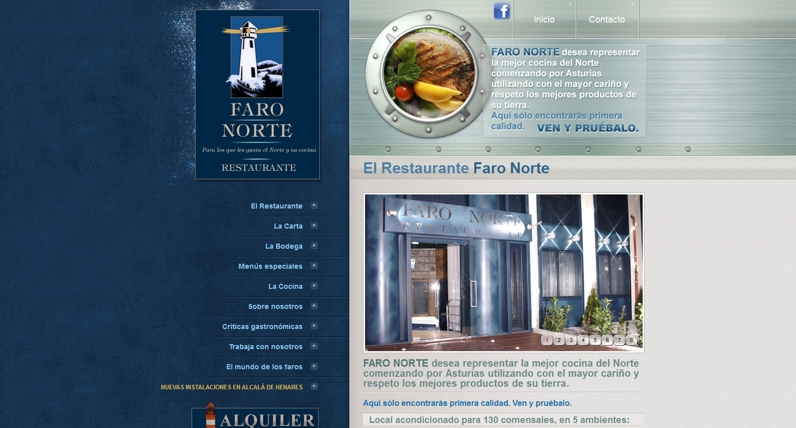 Faro Norte
