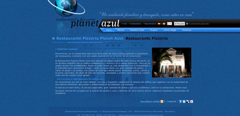 Planet Azul